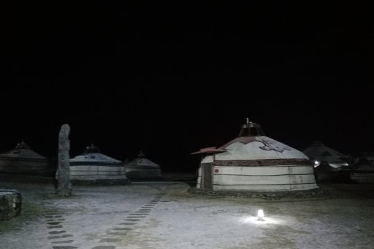 """Ada """"endog"""" di balik hubungan Indonesia-Mongolia"""