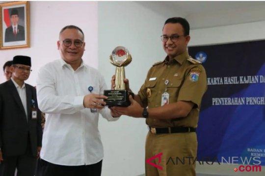 Pemprov DKI Jakarta raih penghargaan Reksa Bahasa