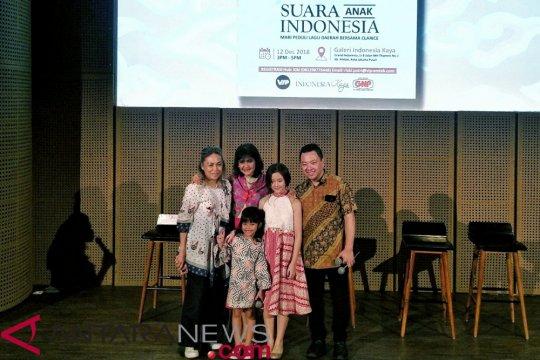 """""""Suara Anak Indonesia"""" bangkitkan kembali lagu daerah"""