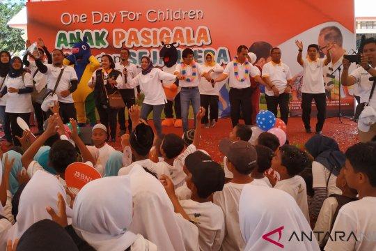 30 anak korban bencana Sulteng berhasil direunifikasi