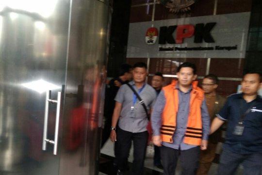 KPK tahan Bupati Cianjur