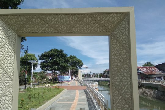 Program Kotaku PUPR rehabilitasi situs sejarah Kerajaan Aceh