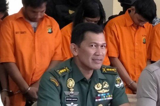 Kodam Jaya membentuk tim investigasi perusakan Polsek Ciracas