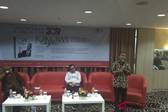 """LSPI selenggarakan peluncuran buku """"2019 Jokowi Lagi"""""""