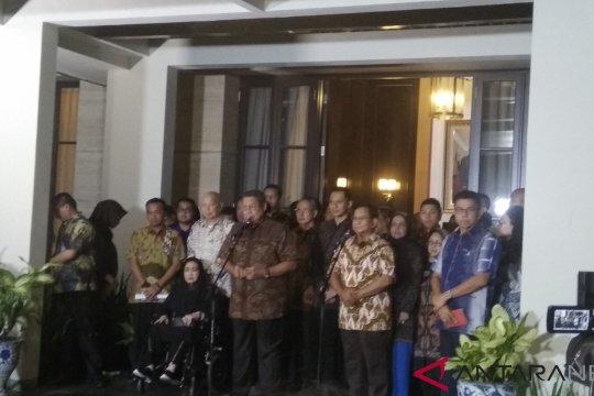 SBY: Tolong jangan ganggu perjuangan kami