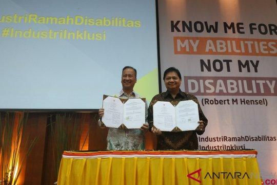 Kemensos gandeng Kemenperin tingkatkan kesejahteraan penyandang disabilitas