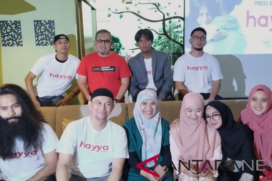 "Film ""Hayya"" akan ramaikan perfilman Indonesia tahun 2019"
