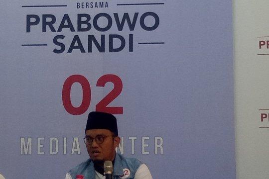 Dahnil: Prabowo larang Sandi sebut kasus Novel