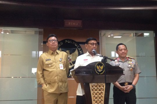 Wiranto katakan Indonesia mampu jaga stabilitas keamanan nasional