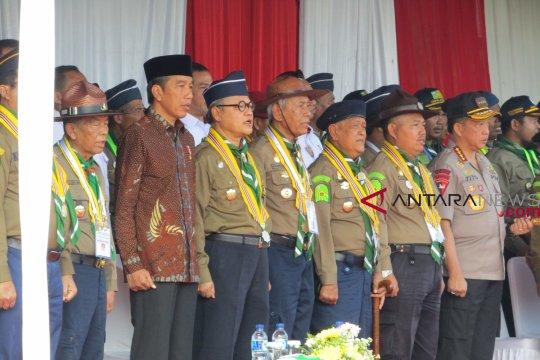 Jokowi: Hizbul Wathan penuh energi majukan bangsa