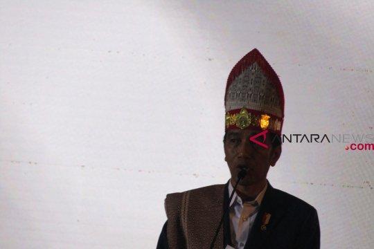 Jokowi sebut perayaan Natal sejati wujudkan perdamaian