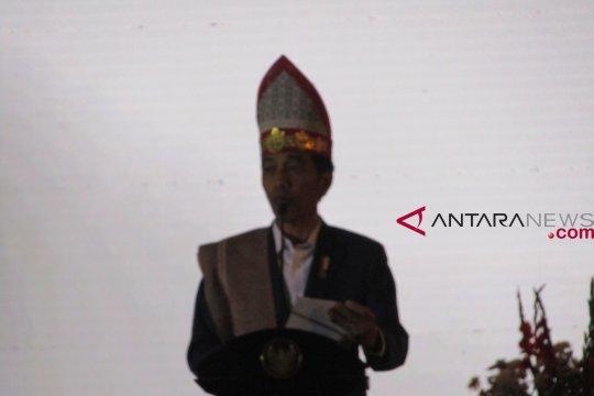 Jokowi tegaskan persaudaraan-persatuan aset terbesar bangsa
