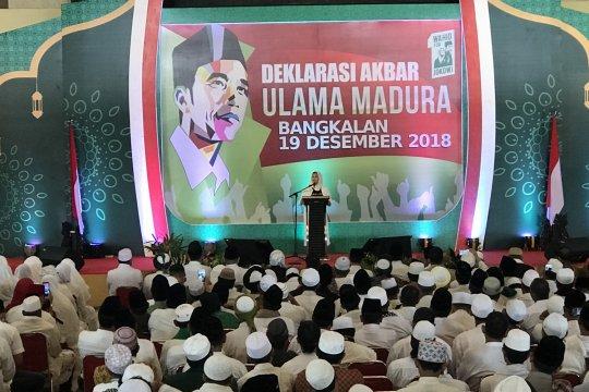 Yenny Wahid sebut Jokowi pemimpin yang bisa pastikan Indonesia tak akan hancur