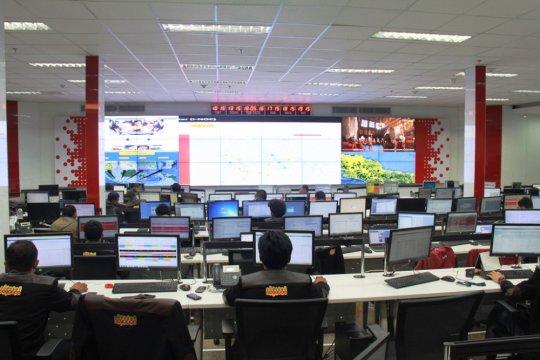 Trafik data Indosat meningkat saat perayaan Tahun Baru 2019