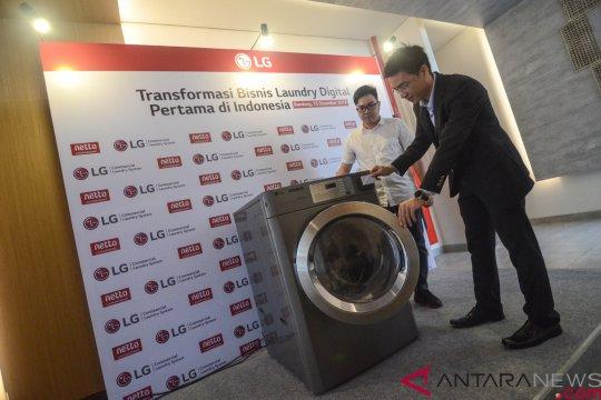 Inovasi Laundry Digital