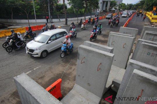 Pemulihan Jalan Raya Gubeng masuk tahap penyempurnaan