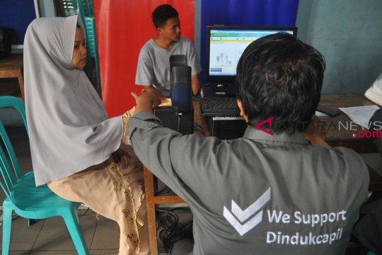 Temanggung kerahkan petugas ke desa untuk rekam data KTP-e