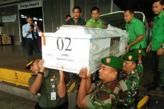 TNI kawal pemulangan jenazah korban penembakan Nduga