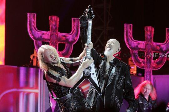 Kemarin, konser Judas Priest hingga Panasonic Gobel Awards 2018