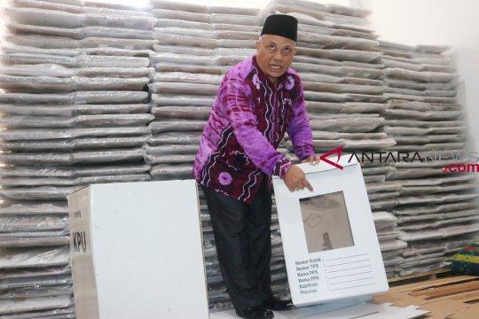 Logistik bekas pemilu di Kotim laku Rp109 juta
