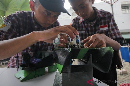 BPPT dorong penguatan robotika hadapi Revolusi Industri 4.0