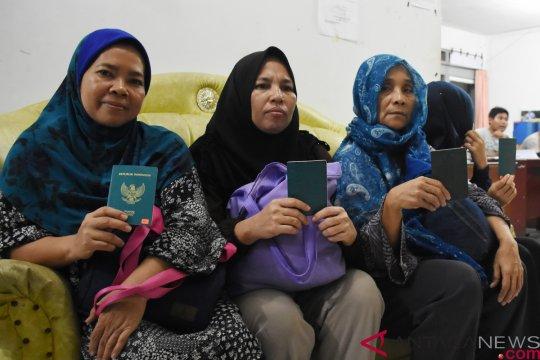 Malaysia Deportasi 159 PMI Ilegal
