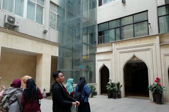 Pelajar Indonesia di China tak terpengaruh isu Uighur