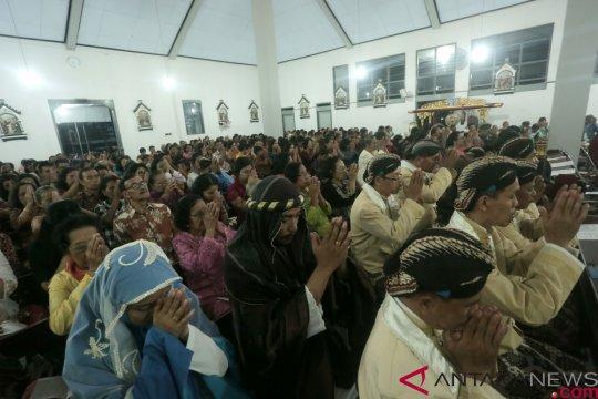Misa Malam Natal Yogyakarta