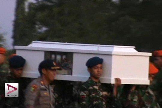 14 jenazah korban penembakan KKB tiba di Makassar