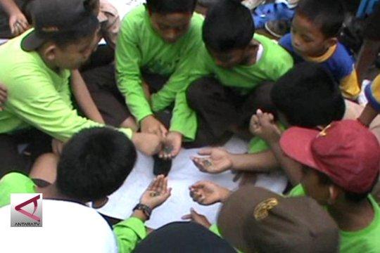 Permainan tradisional di sekolah dapat jadi destinasi wisata