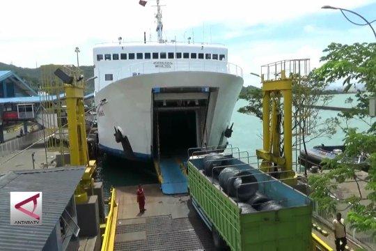 Petugas pastikan kelaikan Kapal RORO di Pelabuhan Merak