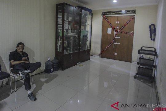 Sesmenpora akui petugas KPK kembali geledah gedung Kemenpora