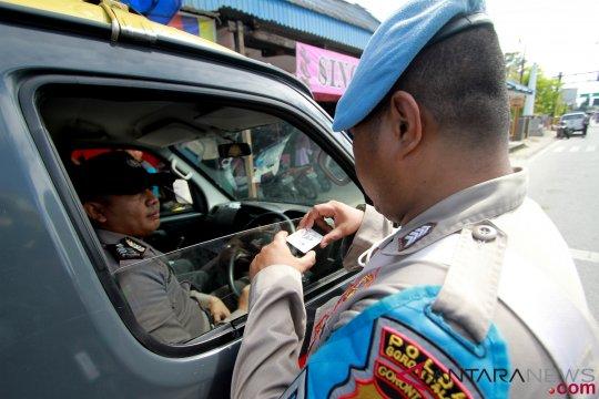 Polda Gorontalo laksanakan operasi penegakan disiplin