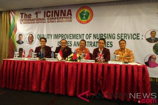 PPNI bangun jaringan melalui konferensi internasional perawat