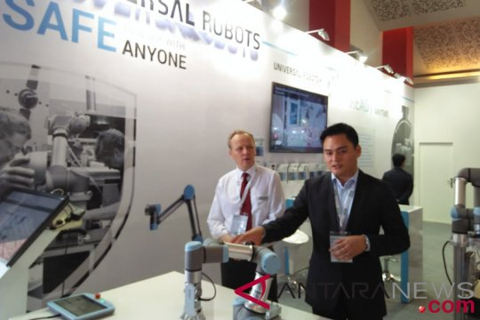Universal Robots dorong Indonesia jadi pusat manufaktur Asia