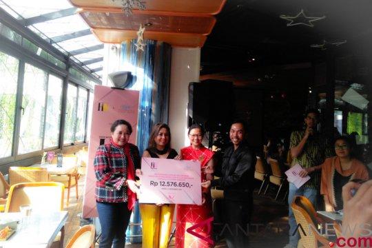 #HWSHARE galang dana untuk penderita kanker payudara