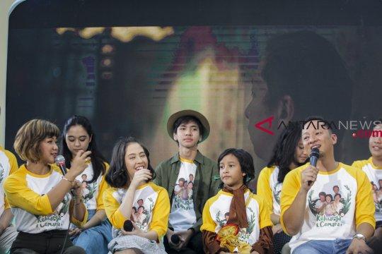 """""""Keluarga Cemara"""" dapat 11 Nominasi Piala Maya"""