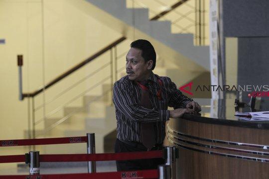 KPK periksa Ketua PN Semarang Purwono Edi Santosa