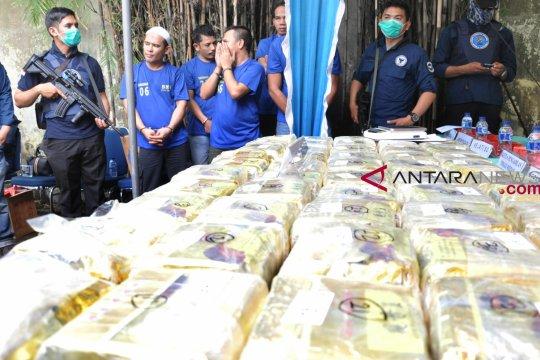 Kepala Polres Nunukan janji bersihkan anak buah dari narkoba