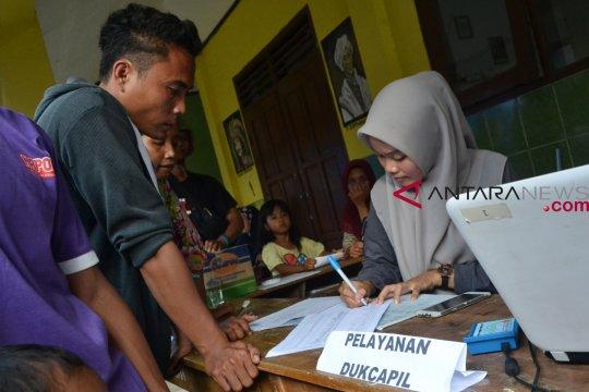 Kemensos berikan layanan dukungan psikologi korban tsunami