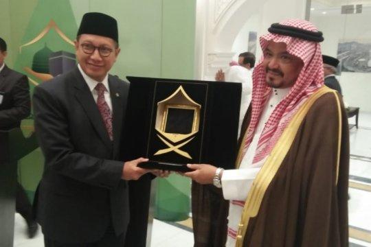 Saudi kaji usulan jalur cepat haji Indonesia