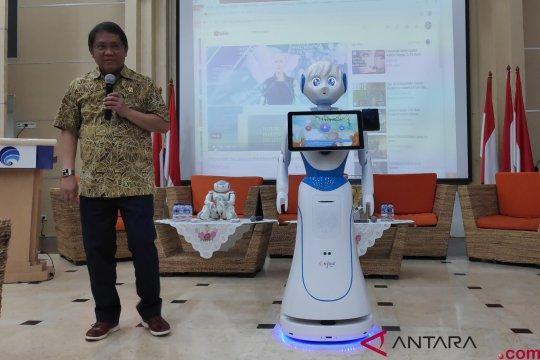 Kominfo dorong SDM Indonesia kuasai bidang robotik