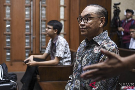 Penyuap Eni Maulani divonis 2 tahun 8 bulan penjara