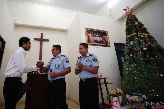 540 narapidana di Riau beroleh remisi Natal