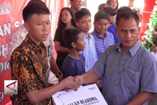BUMN berbagi keceriaan Nataru di Kepulauan Riau