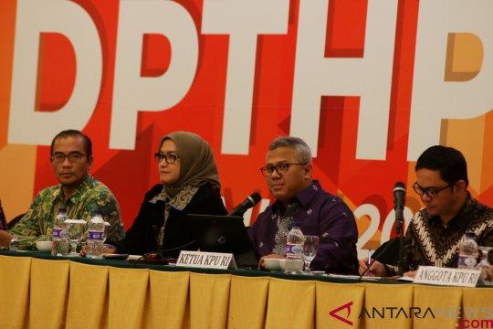 Rapat Pleno Rekapitulasi DPTHP 2