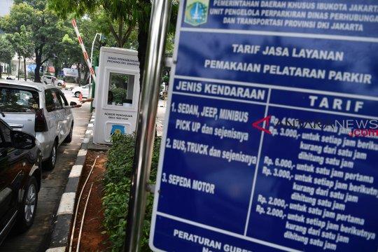 PD Pasar Jaya raup pendapatan parkir Rp10,7 miliar
