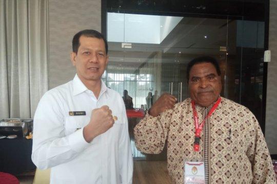 Papua berharap sosialisasi program bela negara lebih digencarkan