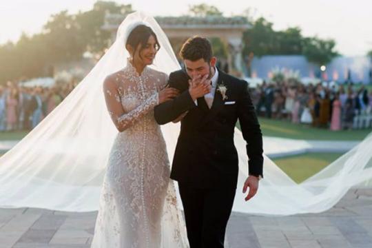 Pernikahan selebriti sepanjang 2018