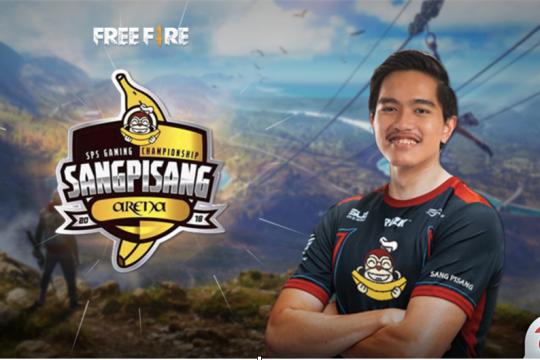 Kaesang hadirkan game Free Fire di Sang Pisang Gaming Championship